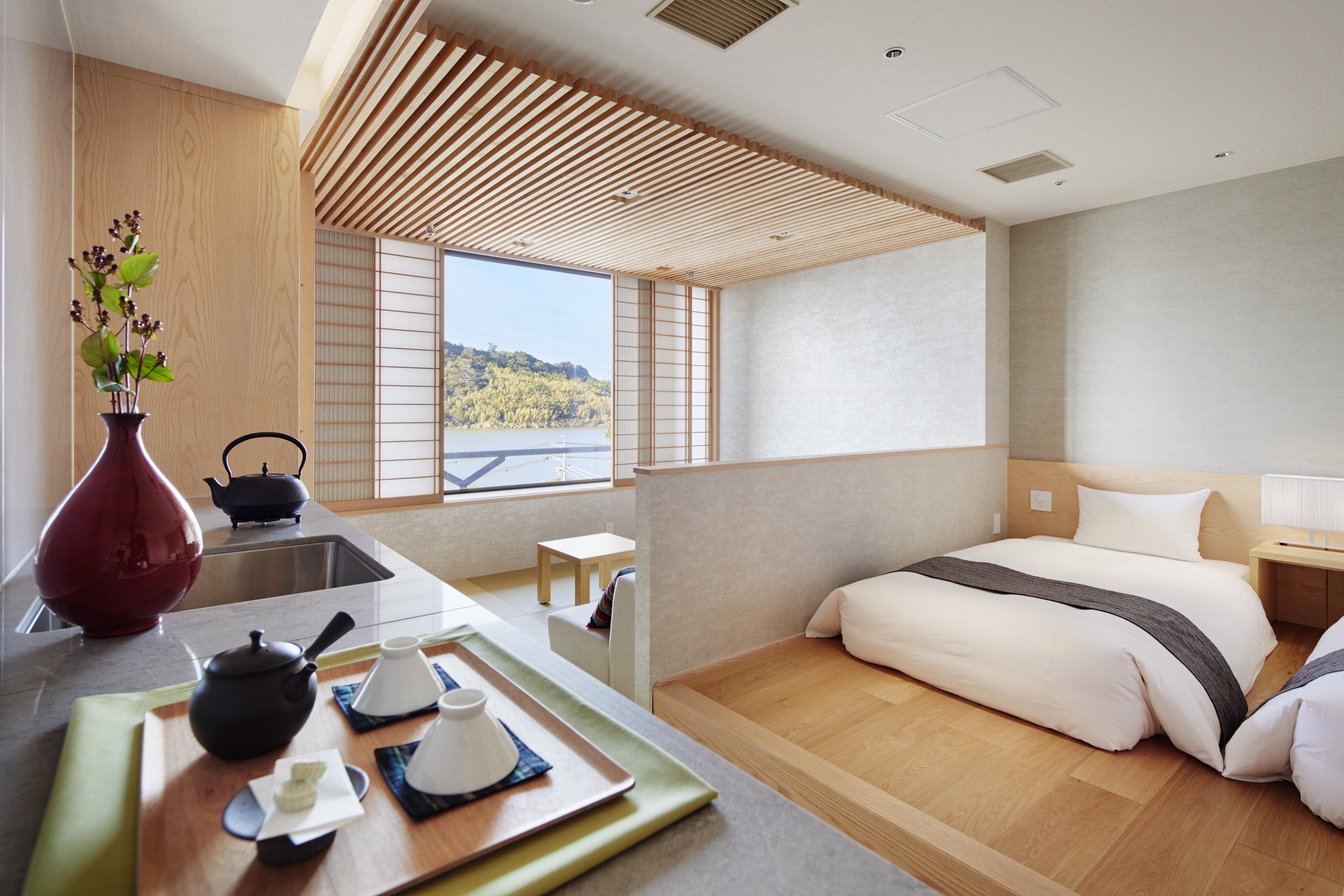 【界 遠州】茶処リビング付客室 (1)