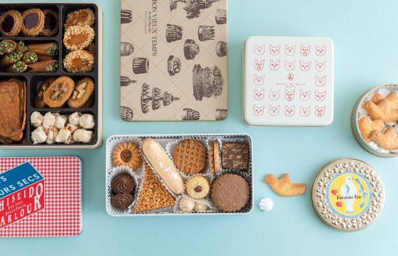 東京土産におすすめのクッキー缶5選
