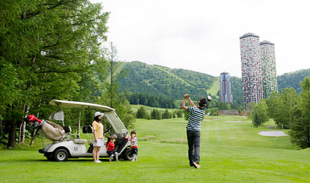 トマムゴルフコース