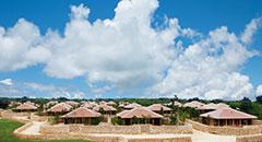 便利な航空券付きプラン<br />快適な沖縄離島滞在へ