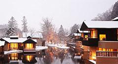 冬を愉しむ 白銀のリゾート