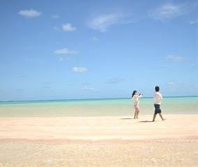 【タヒチ】ピンクサンドビーチ