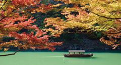 紅葉を心ゆくまで満喫できる<br />イチ押しの宿・リゾート