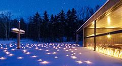 とっておきの冬を求めて<br />雪を愉しむ旅時間