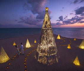 小浜島 珊瑚の島のホワイトクリスマス