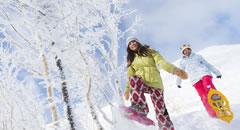 新たな自分に出会う、冬の女子旅