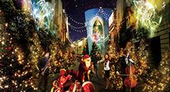 年に一度の特別な時間。<br />クリスマス特集