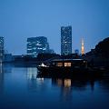 【星のや東京】船上雅楽鑑賞とナイトクルーズを楽しむアクティビティ「東京・秋夜の舟あそび」を開催