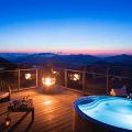 【星野リゾート トマム】雲海露天風呂に「雲の上の湯上がり処」が新登場