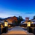 信州の贅沢な田舎を体感する温泉宿「界 アルプス」本日オープンしました!
