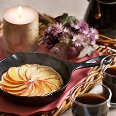 熱々のストーブ料理を楽しむ「スモーキーステイ」