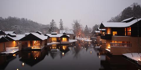 雪に遊び、温泉と星空に心華やぐ冬旅