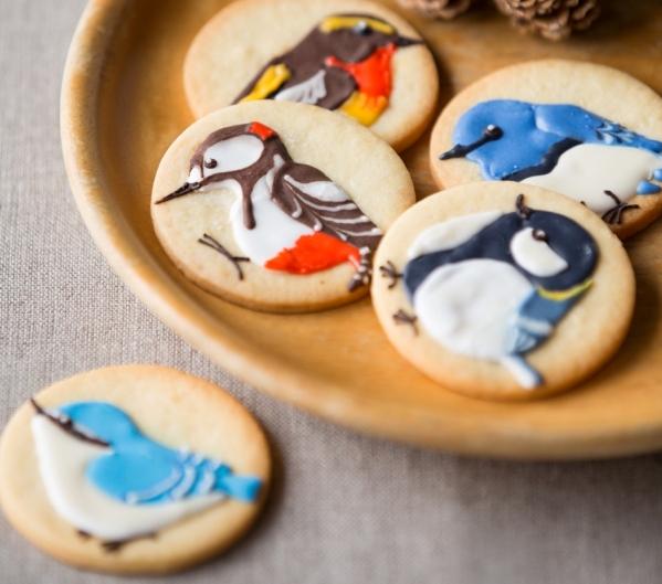 小鳥と森のミュージアム(小鳥クッキー)