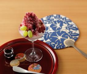 【界 松本】ワインを味わうかき氷