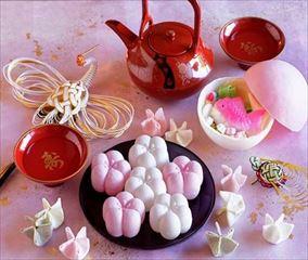 新春を祝う加賀伝統の縁起菓子