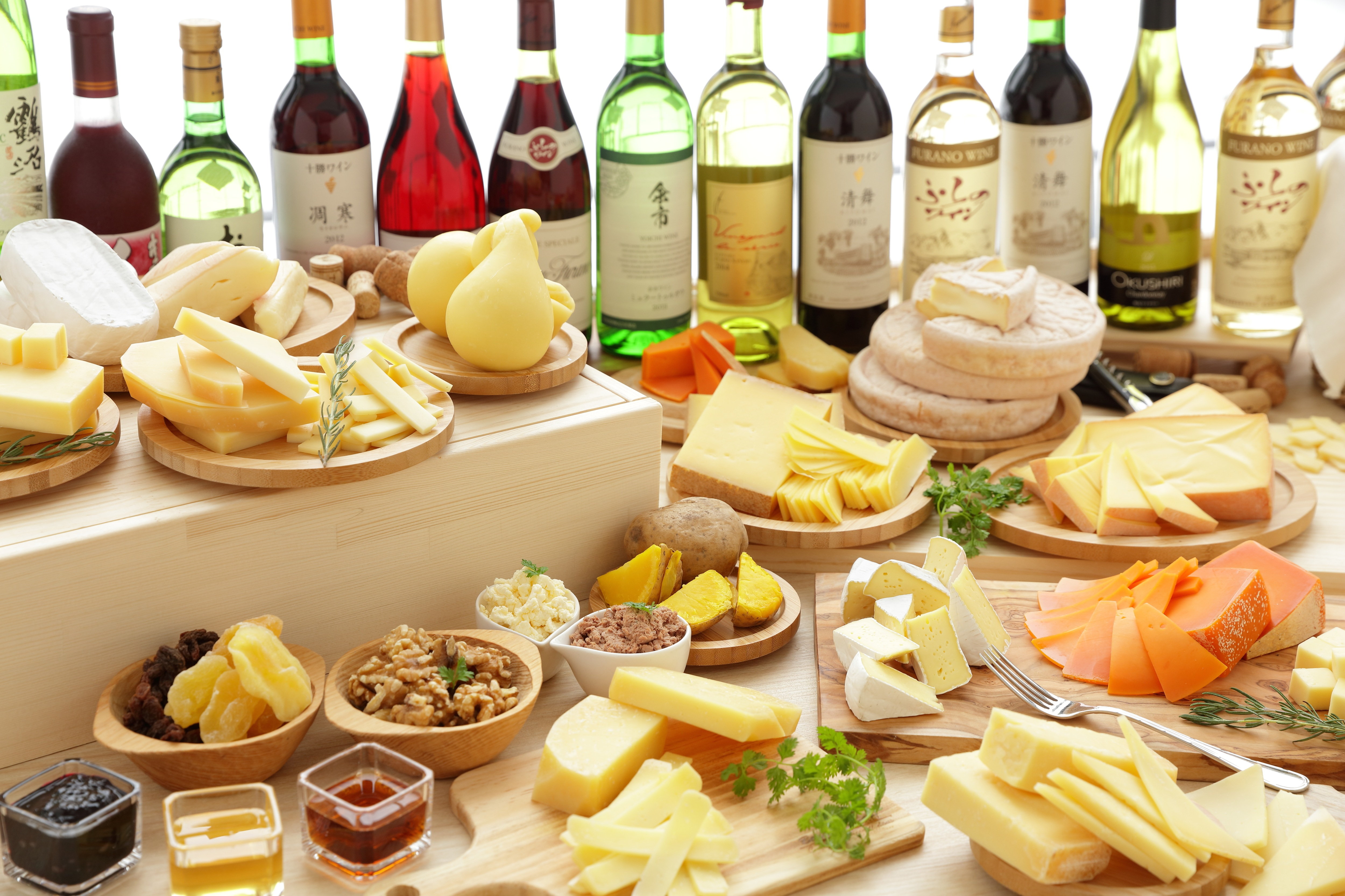 【トマム】北海道チーズビュッフェ2