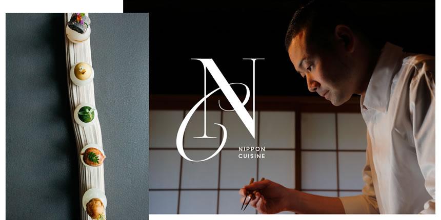 Nipponキュージーヌ 星のや東京 料理長「浜田統之」による新感覚の料理