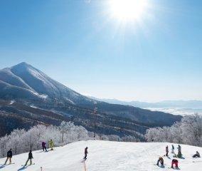 磐梯山、ありがとう