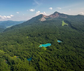 会津磐梯の絶景スポット五色沼へご案内