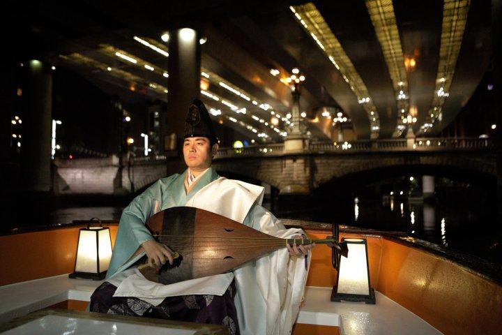 【星のや東京】船上雅楽
