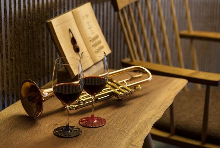 【界松本】音楽×ワイン