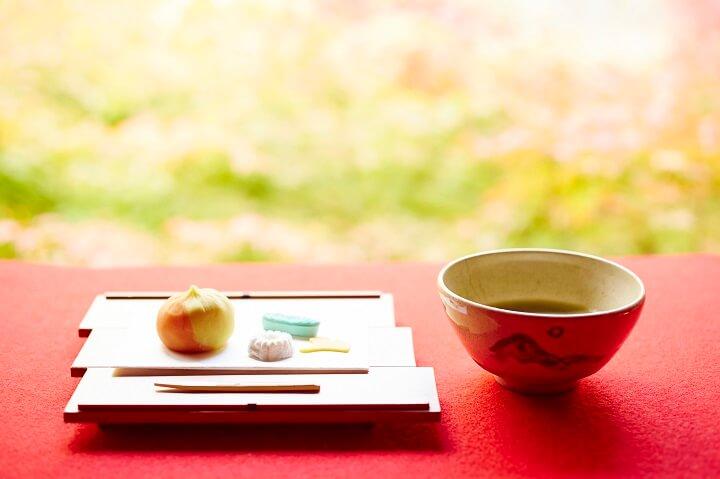 【星のや京都】お茶と和菓子編集済