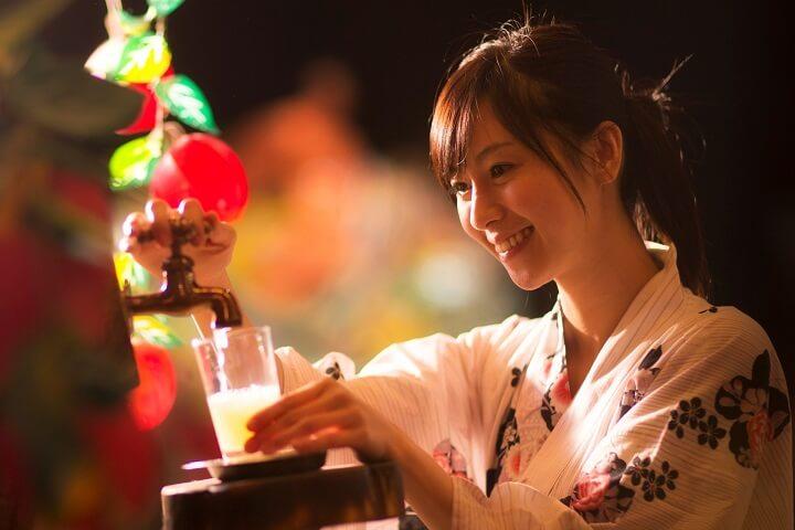 【青森屋】りんごジュースの出る蛇口_2