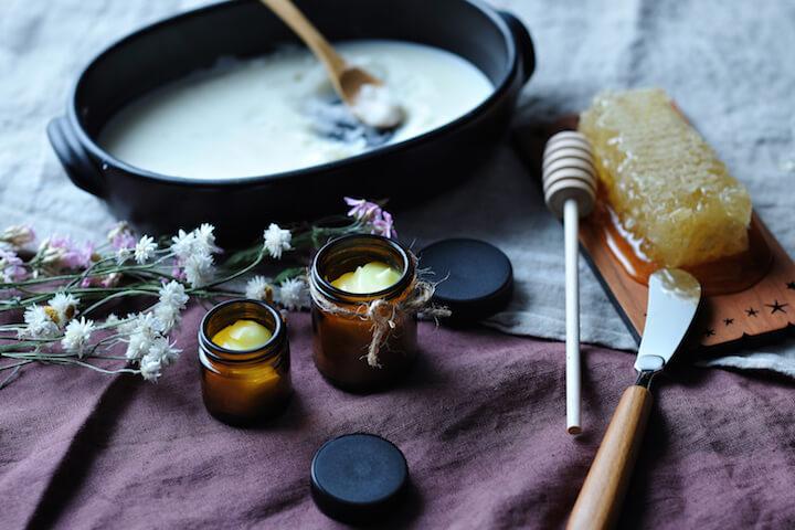 【星のや富士】蜜蝋ハンドクリーム作り