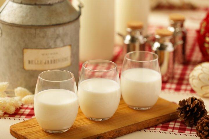 【トマム】牧場クリスマス_3種のミルク飲み比べセット のコピー