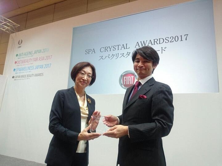 【星のや竹富島】 スパクリスタルアワード SPA TOP 10 of Japanに入選
