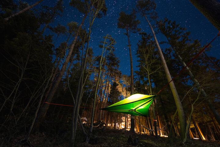 【星のや富士】空中テントのみ②