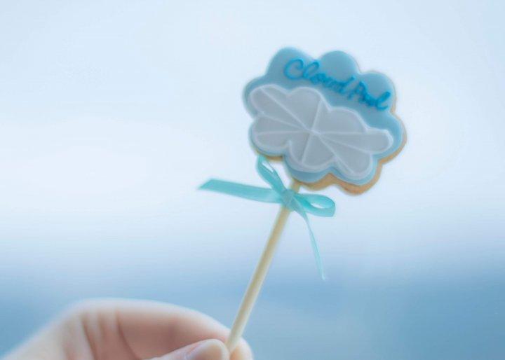 【トマム】クラウドプール・クッキー のコピー