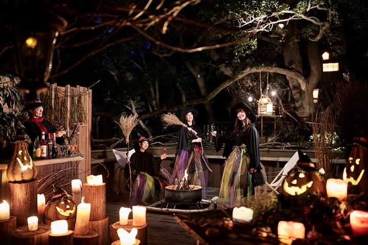 【リゾナーレ熱海】魔女のハロウィンナイト