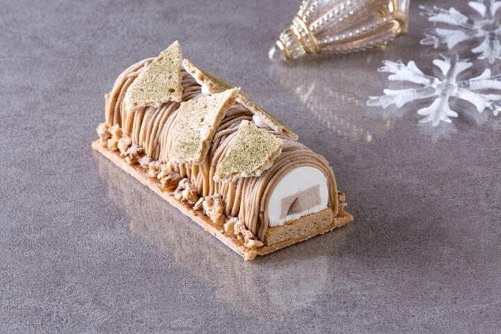 CP【ホテルブレストンコート】クリスマスケーキ_モンブラン・ド・ノエル_01