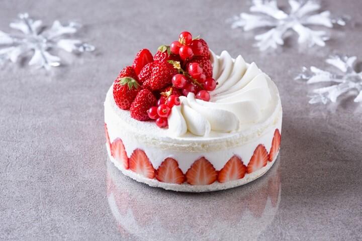 CP【ホテルブレストンコート】クリスマスケーキ_フレジエ・ド・ノエル_01