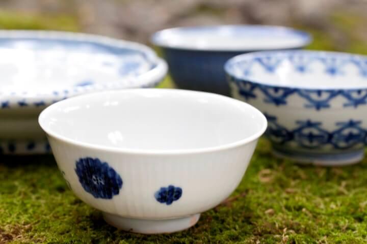 【界加賀】九谷焼茶碗(1)