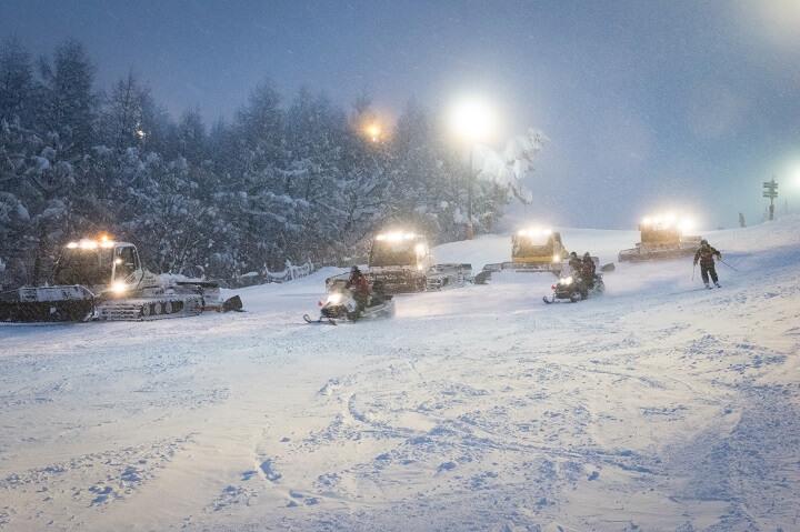 圧雪24時