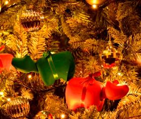 12月限定「赤べこクリスマス」