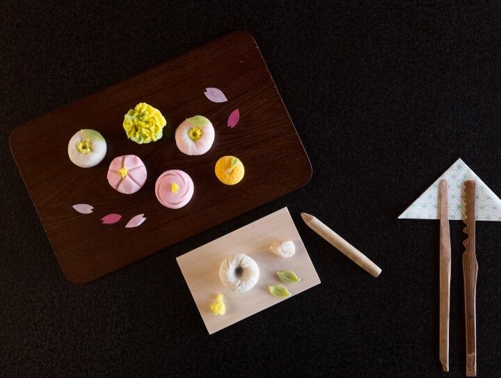 界伊東_和菓子作りイメージ