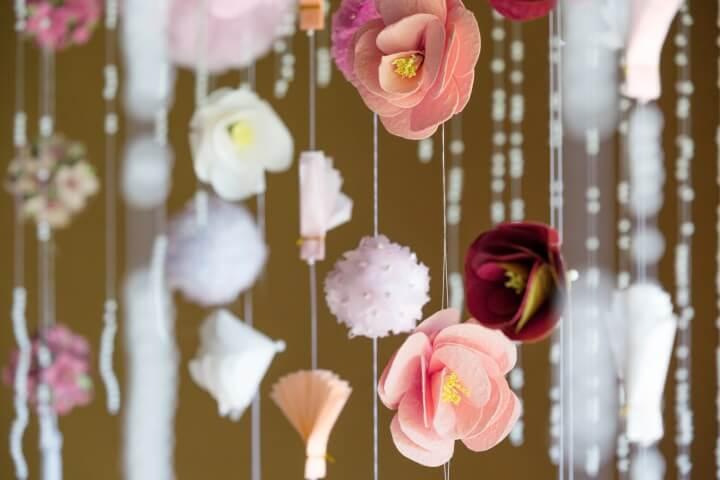【界伊東】花飾り