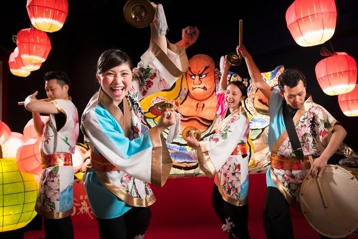 720【青森屋】祭り囃子 イメージ