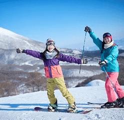 スキーヤー目線で営業をリニューアル