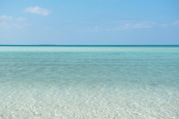【星のや竹富島】コンドイ浜