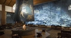 奥入瀬渓流ホテル<br>9年ぶりに冬季営業開始