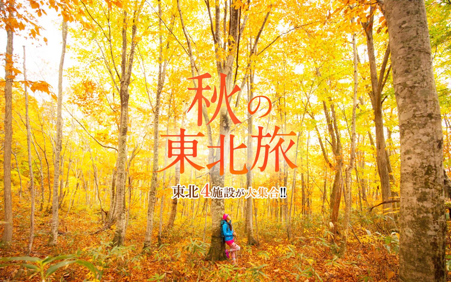 秋の東北旅2019
