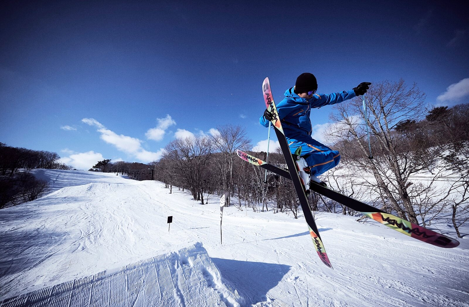 星野 リゾート 猫魔 スキー 場