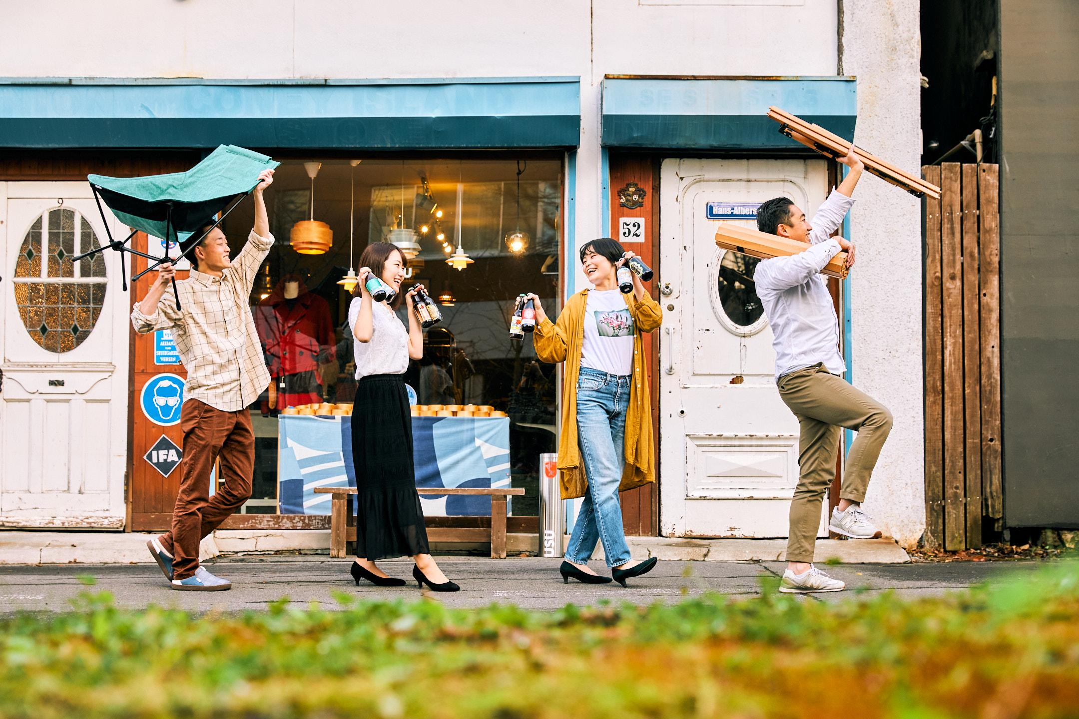 【OMO7旭川】街中がビアガーデン会場!?3密を回避したビアガーデンでクラフトビールを楽しむ「どこで...