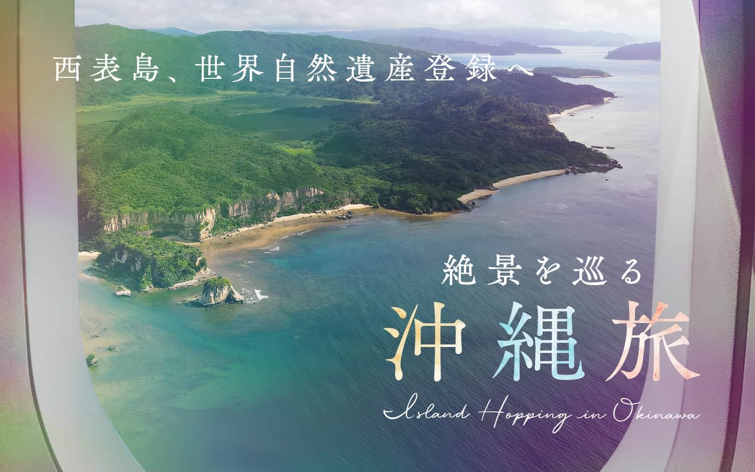 西表島、世界自然遺産登録へ