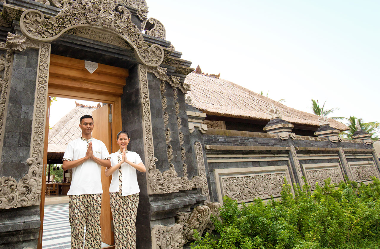 A more personal Bali experience
